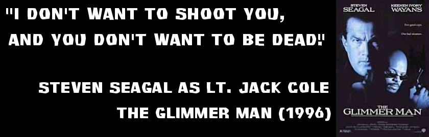The Glimmer Man banner