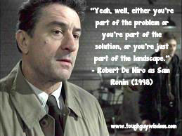 Ronin problem quote