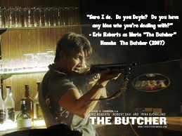 eric roberts the Butcher